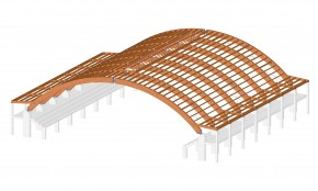 Proiect Sala Polo - Proiectare structuri de lemn