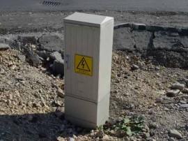 Firida linii electrice subterane - linii electrice subterane