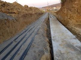 Executie linii electrice subterane - linii electrice subterane