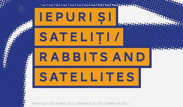 Iepuri si sateliti Povesti despre recuperari si recompuneri - Premiile Bienalei Nationale de Arhitectura editia a-12-a