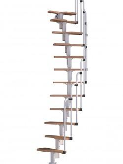 Scara pe structura metalica Houston - Gama de scari SPATII REDUSE