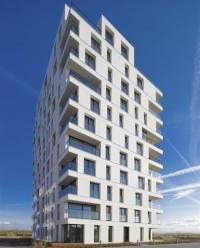 EQUITONE TECTIVA, Temse Residential Building, Belgium - Equitone tectiva