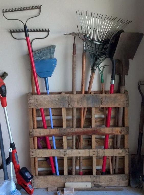 5 idei pentru depozitarea uneltelor de gradinarit - 5 idei pentru depozitarea uneltelor de gradinarit