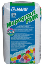 Mortar de reparatie, rezistent la sulfati - MAPEGROUT FMR - Gleturi, tencuieli fine