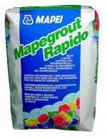 Mortar rapid de reparatie a suprafetelor din beton cu rezistente mecanice ridicate - Mapegrout Fast Set (Rapido) - Gleturi, tencuieli fine