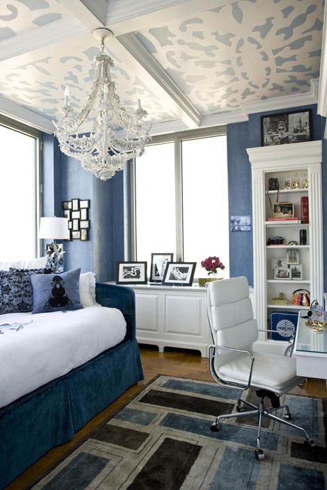 Aveti o camera cu pereti inalti? Decorati-va tavanul! - - Aveti o camera cu pereti inalti?
