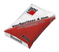 Amorsa pentru tencuieli 4 mm VorSpritzer - BAUMIT - Amorse tencuieli