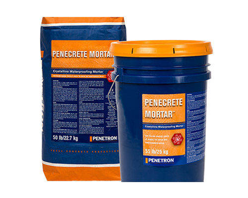 PENECRETE MORTAR - Hidroizolatii bazine, hidroizolatii fundatii, hidroizolatii acoperis, terase
