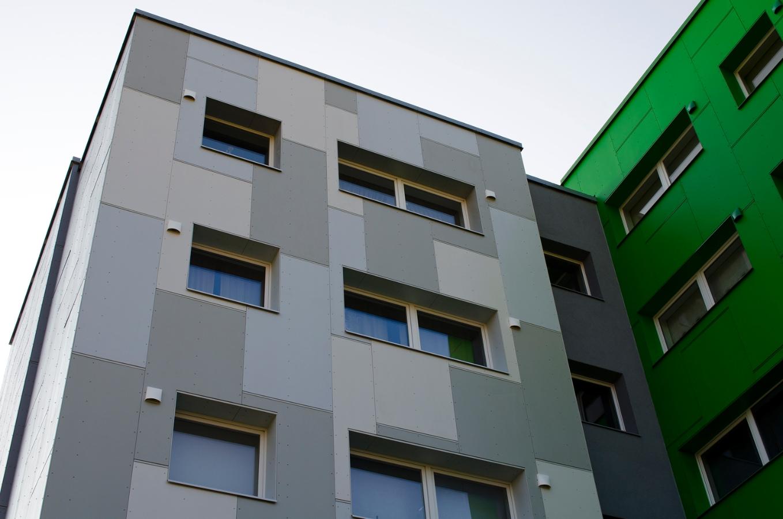 Fatada ventilata acoperita cu placi pentru exterior StoneREX - Fatada ventilata acoperita cu placi pentru exterior