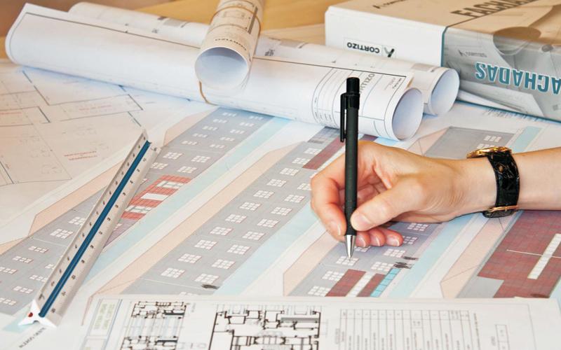 Desenul arhitectural sau arta desenului tehnic - Desenul arhitectural sau arta desenului tehnic