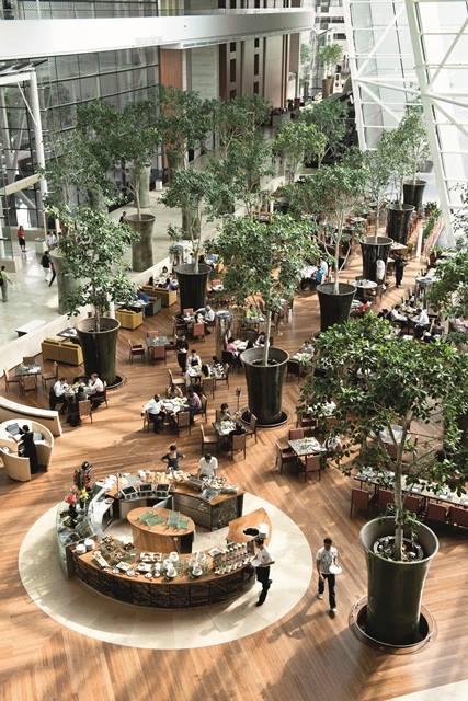 Marina Bay Sands Resort - proiect de referinta MAPEI - Marina Bay Sands Resort - proiect