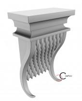 Consola decorativa C-4 - Console decorative