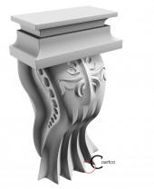 Consola decorativa C-6 - Console decorative