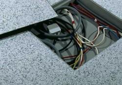 Pardoseala conductiva - Mipolam Technic EL5 - Pardoseli disipative conductive