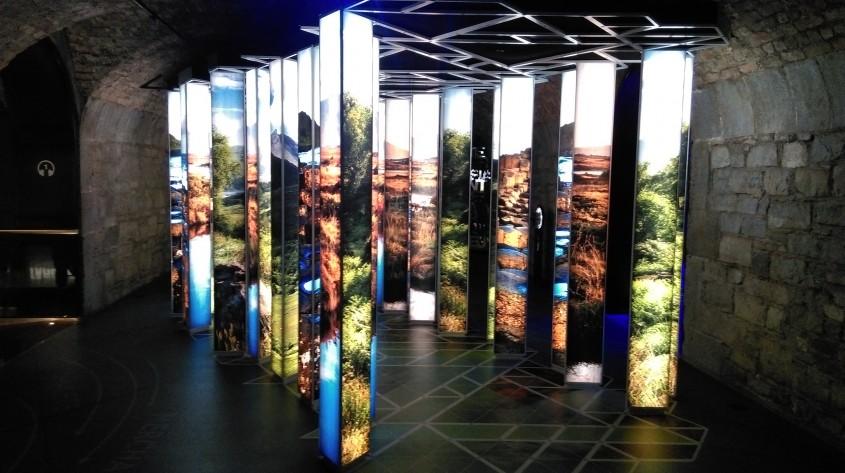 Galeria geografica - Muzeul Emigrației Irlandeze EPIC, un spectacol vizual și interactiv care nu trebuie ratat