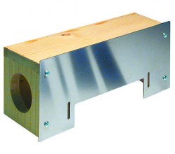 Cutie de montaj pentru duza de aspirare montata in soclu - Duzele de aspirare montate in soclu
