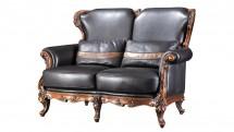 Canapea 2 locuri, model F - Mobilier Colectia Prestige