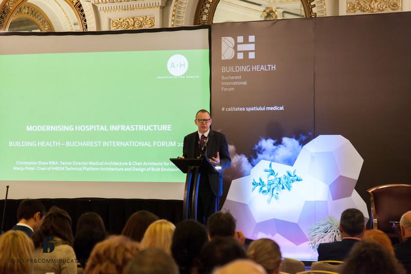 Galerie Foto Building Health Bucharest International Forum 2016 - Galerie Foto Building Health Bucharest International Forum