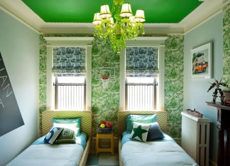 Amenajari cu 'greenery' - culoarea anului 2017 - Un an nou, deci tendinte noi in amenajarile interioare - ce se poarta in 2017 si ce nu?
