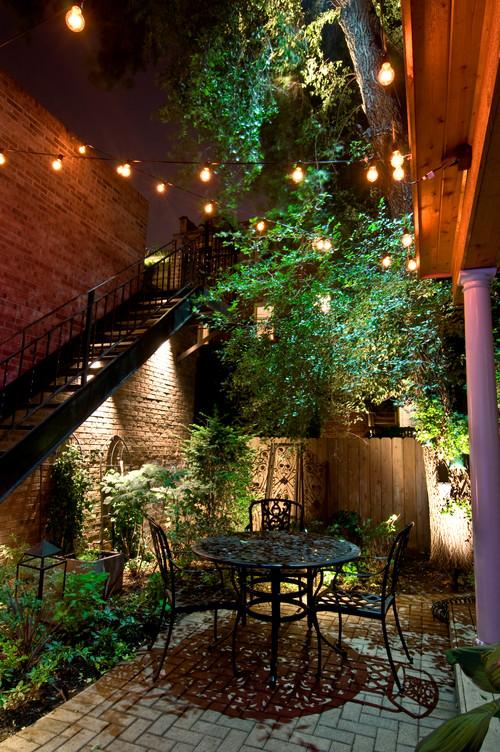 Cum amenajezi curtea sau terasa pentru o atmosfera de poveste? - Cum amenajezi curtea sau terasa
