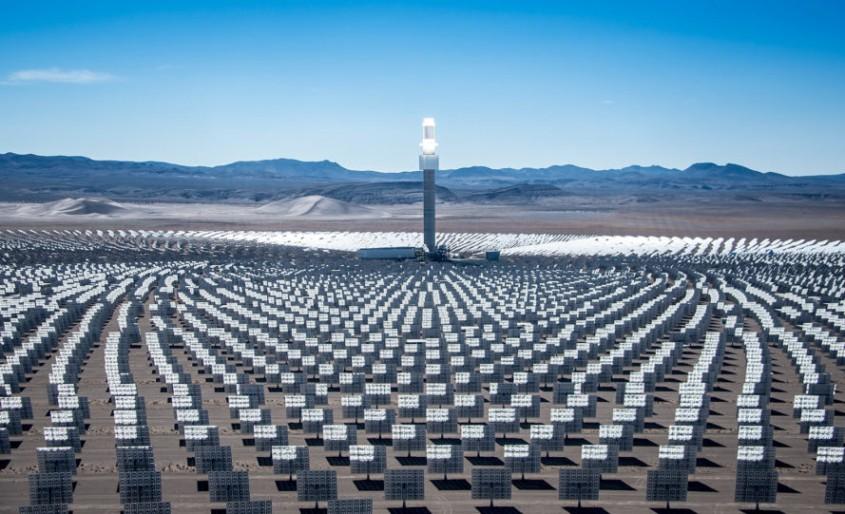 Energie solara concentrata - Trump vrea să investească 62 de milioane de dolari în energie solară