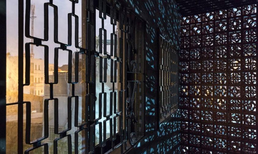 Zen-House-by-HA-10-1020x610 - Poti regasi calmul unei manastiri budiste in interioarele unei case din Vietnam