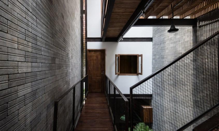 Poti regasi calmul unei manastiri budiste in interioarele unei case din Vietnam - Poti regasi calmul