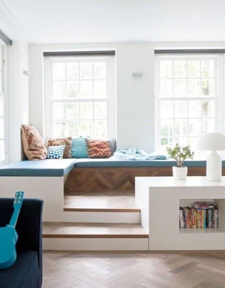 Sugestii de amenajare a unui spatiu de relaxare in dreptul ferestrei - Sugestii de amenajare a unui spatiu de relaxare in dreptul ferestrei