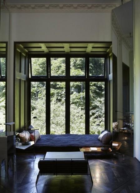 Sugestii de amenajare a unui spatiu de relaxare in dreptul ferestrei - Sugestii de amenajare a unui spatiu de relaxare in dreptul ferestrei amenajare a unui spatiu Sugestii de amenajare a unui spatiu de relaxare in dreptul ferestrei london house027 121652