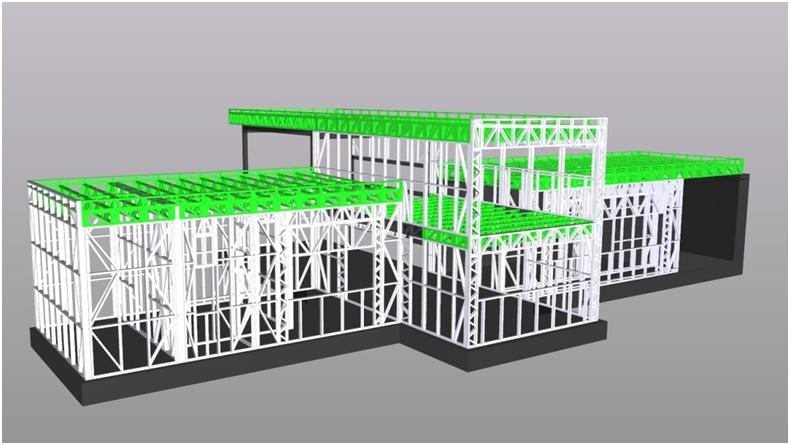 Proiectare structuri metalice - Proiectare constructii metalice