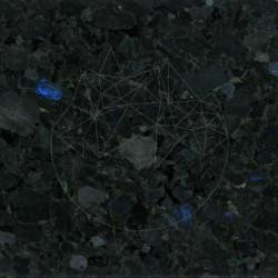 Granit Extra Blue Polisat 61 x 30.5 x 1.2 cm - Granit