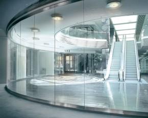 Perete glisant vitrat shopMaster - GSW-M - Pereti glisanti vitrati - G-U