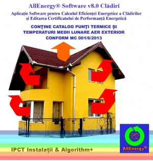 AllEnergy® Software Cladiri v8.0 - AllEnergy® Software Cladiri v8.0