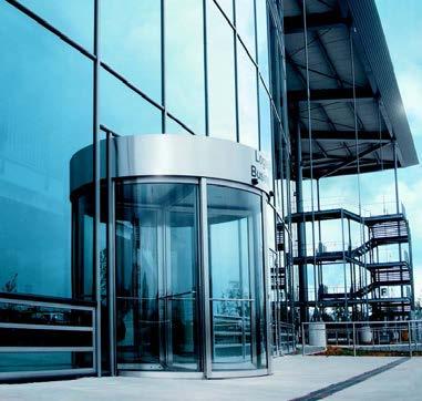 Noul concept pentru ușile rezidențiale - Noul concept pentru ușile rezidențiale GU-SECURY AUTOMATIC ȘI CONTROLUL ACCESULUI