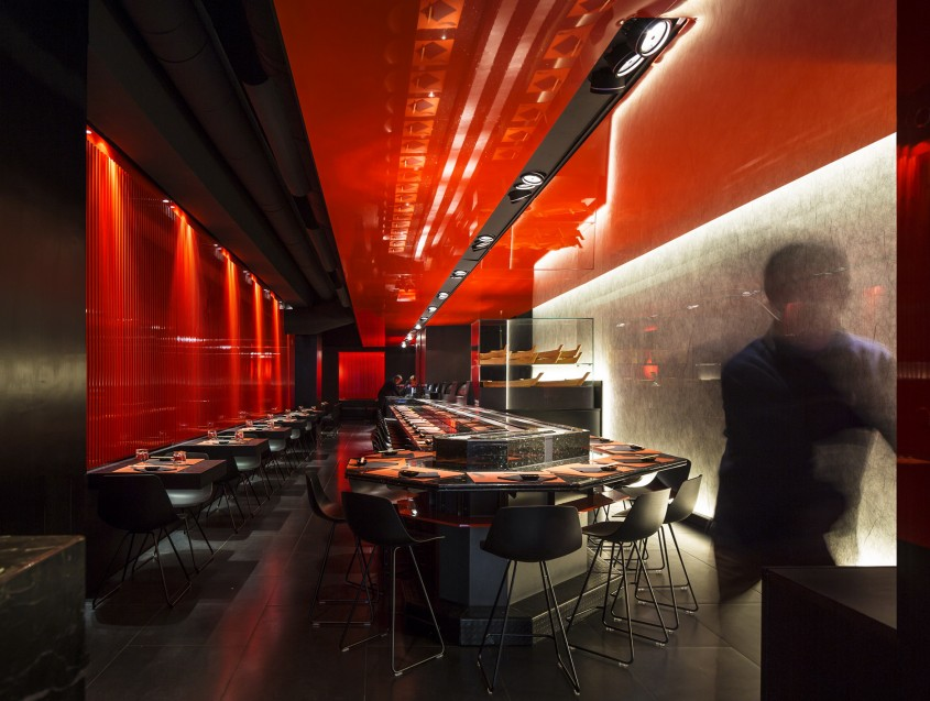 Carlo Berarducci - Zen Sushi Restaurant - Interactioneaza cu arhitecti si designeri de interior de succes