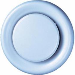 Anemostat cu flansa diam 125mm - Accesorii ventilatie grile pvc si metalice