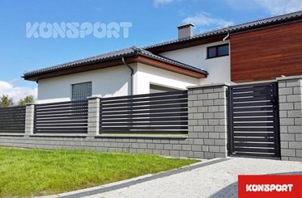 Garduri si porti rezidentiale - Gard P82