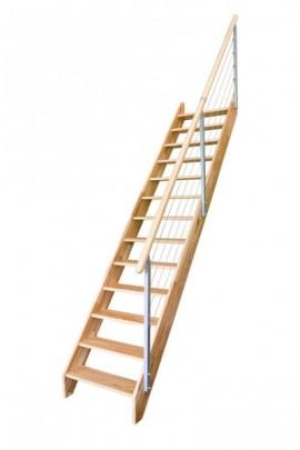 Scara pe structura din Alsace - Gama de scari SECUNDARE