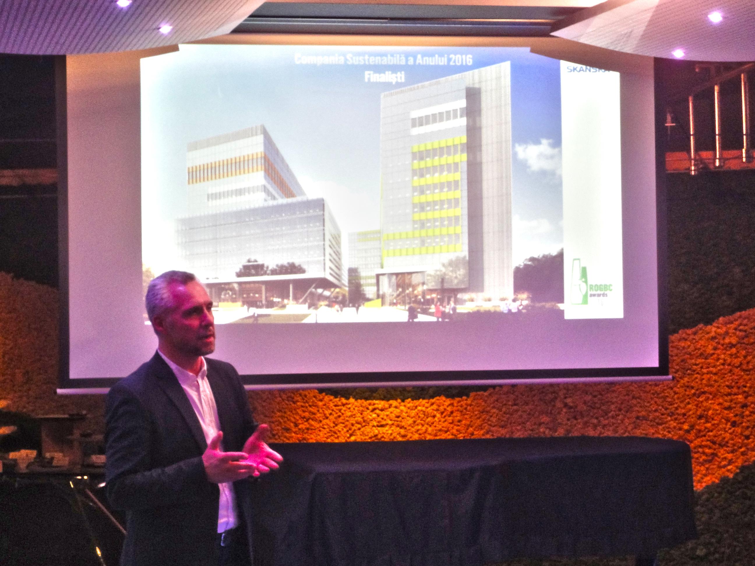 """Leadership-ul în domeniul construcțiilor verzi, recunoscut la Premiile RoGB - """"Green Awards"""" - Leadership-ul în domeniul construcțiilor verzi, recunoscut la Premiile RoGB - """"Green Awards"""""""