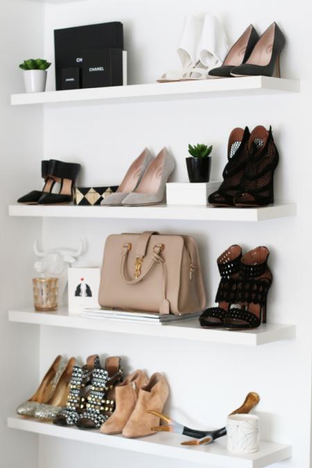 7 moduri inedite prin care iti poti depozita pantofii  - 7 moduri inedite prin care îți poți depozita pantofii