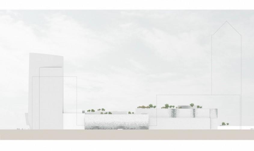 Mall-ul Part-Dieu va beneficia de un nou design sub amprenta MVRDV - Mall-ul Part-Dieu va beneficia