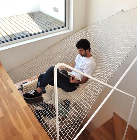 Gasiti un loc pentru a va instala un hamac sau un balansoar - Gasiti un loc pentru a va instala un hamac sau un balansoar