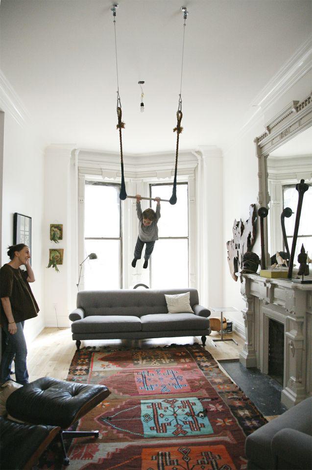Gasiti un loc pentru a va instala un hamac sau un balansoar - Gasiti un loc