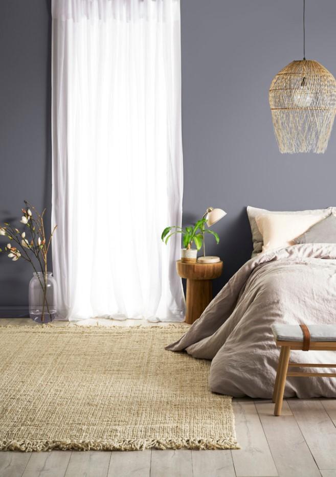 Nuanțe sofisticate pe care trebuie să le încerci în locuință - Gri-violet - Nuanțe sofisticate pe