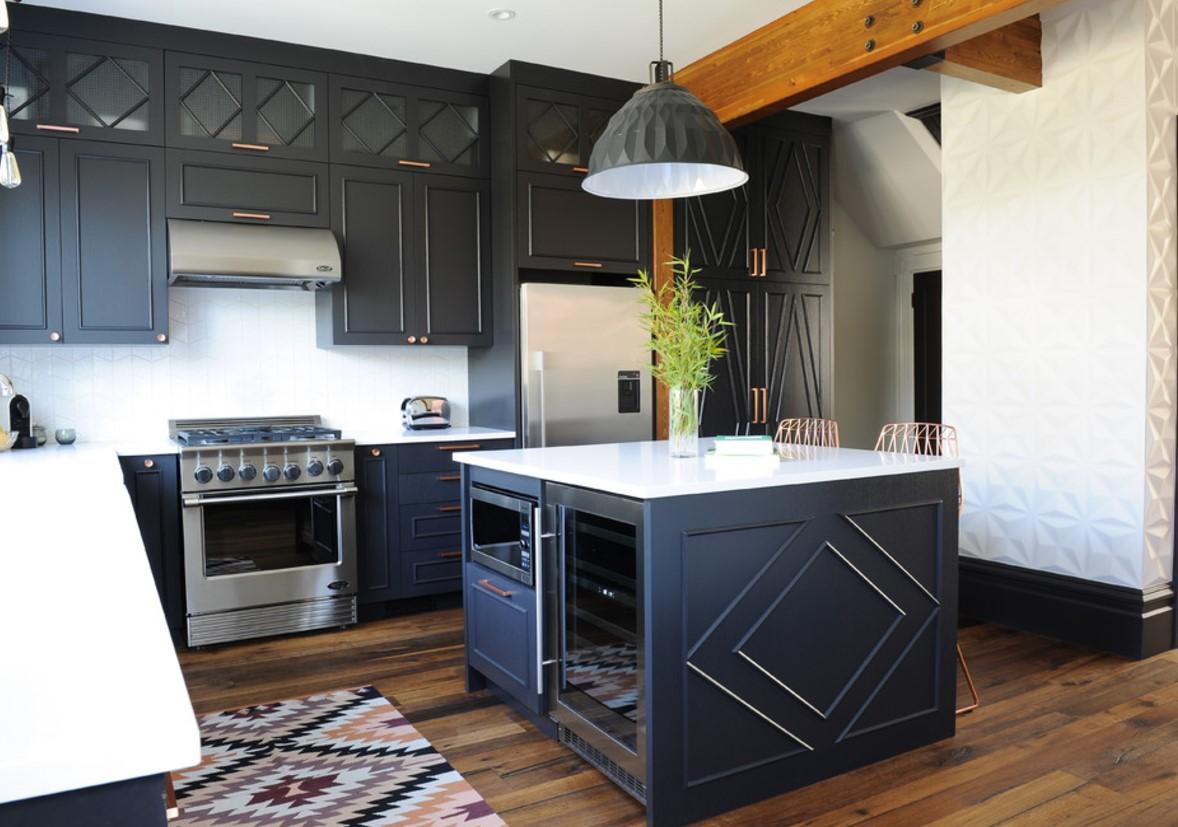Nuanțe sofisticate pe care trebuie să le încerci în locuință - Negrul - Nuanțe sofisticate pe
