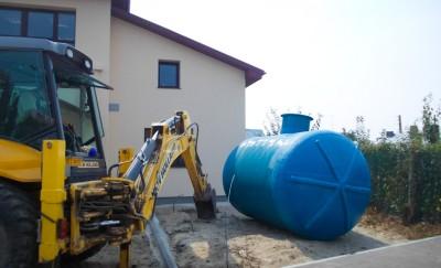 Rezervoare colectare apa de ploaie - Rezervoare colectare apa de ploaie