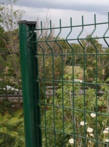 Stalpi metalici Calix - Stalpi pentru garduri metalice