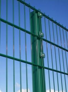Stalpi metalici Security - Stalpi pentru garduri metalice