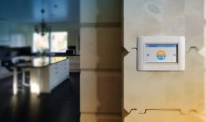 Sistem de comanda inteligent cu autoechilibrare Uponor Smatrix - Controlul temperaturii interioare - Sistemul de comanda inteligent cu autoechilibrare