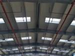 Trape de fum KADRA - hala industriala - Trape de fum
